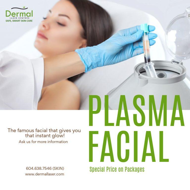 Dermallaser Plasma Facial Promotion